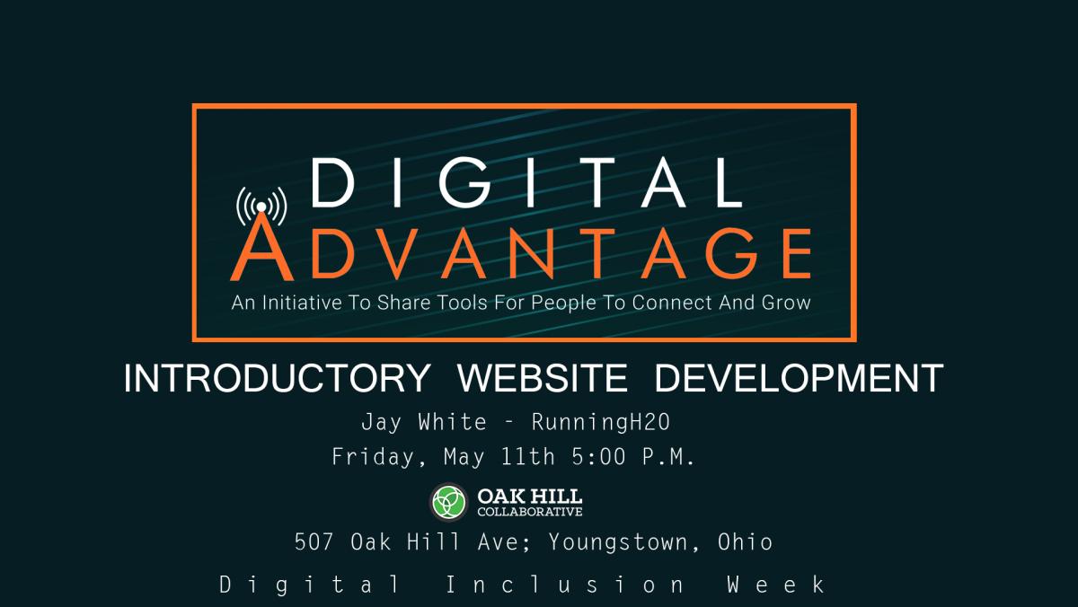 Introductory Website Development